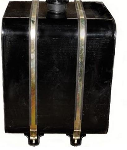 Масляный бак боковой 200 литров