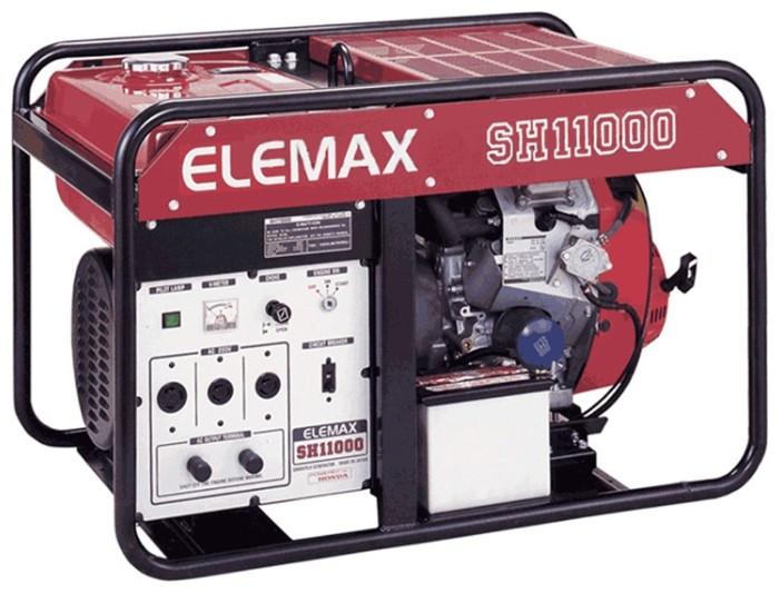 Электростанции Elemax