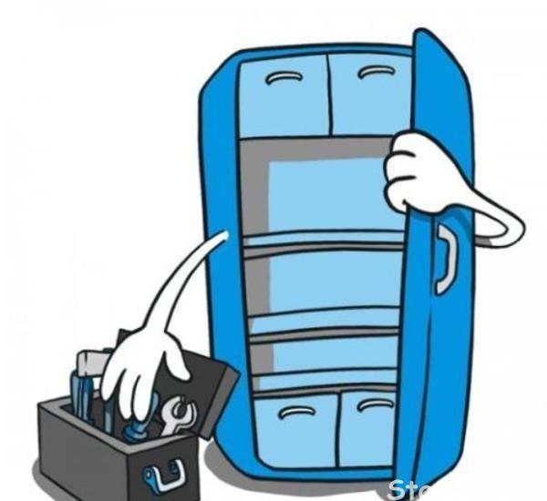 Качественный ремонт ваших бытовых холодильников