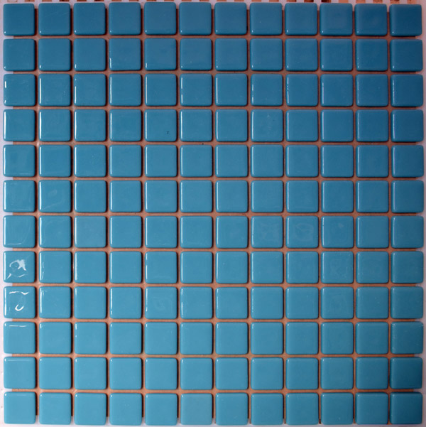 Мозаика стеклянная Зеленый хром 10пр FL-M-087